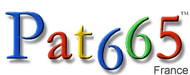 Pat665 imitation of the Google logo